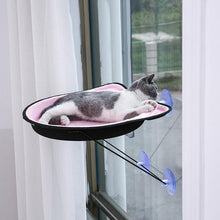 Load image into Gallery viewer, Ihrtrade Hanging Window Nest Cat Hammock (6 colors)