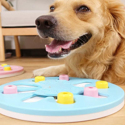 Ihrtrade Interactive Funny Leaking Food Dog Toy (3 colors)