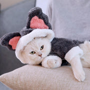 Ihrtrade Lovely Koala Cosplay Costume For Cat (4 colors)