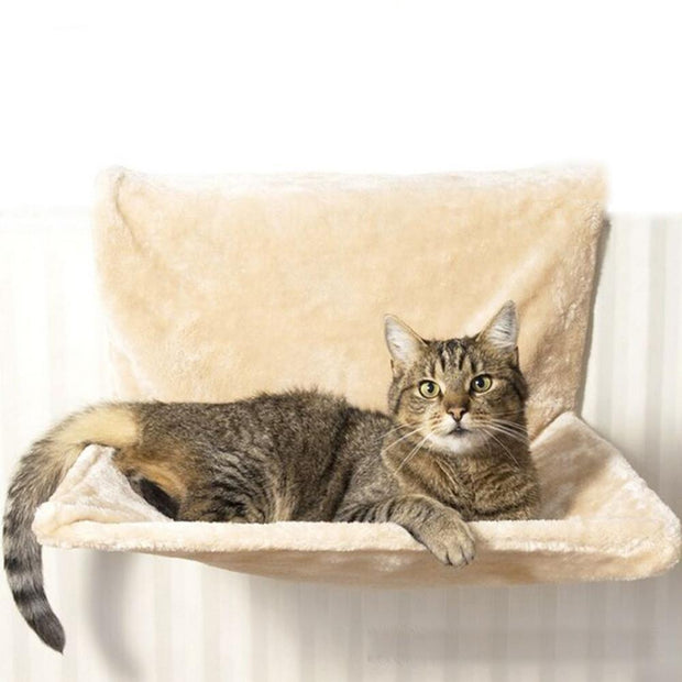 Ihrtrade Easy Attach Cat Bed (2 colors)