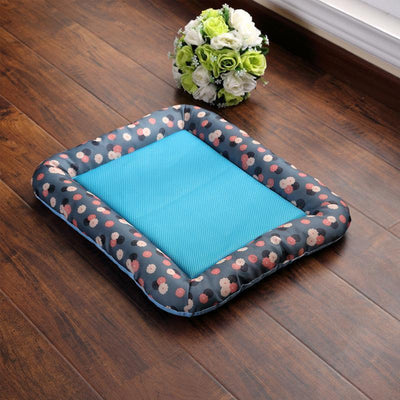 Ihrtrade Non-Slip Rectangle Dog Cushion Mat (2 colrs & 4 sizes)