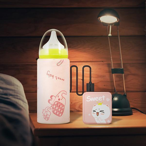 Ihrtrade USB Milk Bottle Warmer (2 colors)