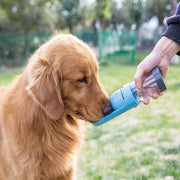 Ihrtrade 300 ML Outdoor Portable Cup Dog Water Bottle (4 colors)