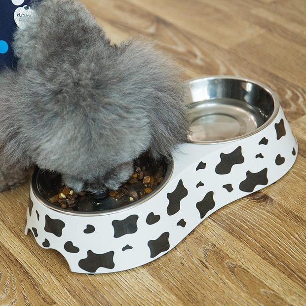 Ihrtrade Pet Feeding Stainless Steel Dog Bowl (5 Types)