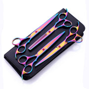 Ihrtrade Pet Grooming 4 Scissors Set (5 colors)