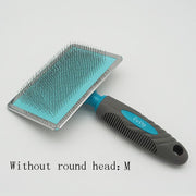Ihrtrade Pet Massage Comb With/Without Round Heads (2 Types & 3 Sizes)