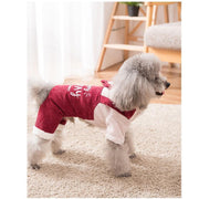 Ihrtrade Pet Overalls Winter Dog Daily Wear (6 sizes)