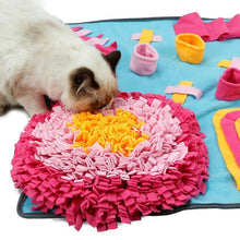 Load image into Gallery viewer, Ihrtrade Pet Snuffle Mat Anti Choke Slow Feeder Training Pad (3 Types & 3 Sizes)