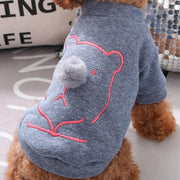 Ihrtrade Pompom Dog Two Legs Sweatshirt (5 sizes)