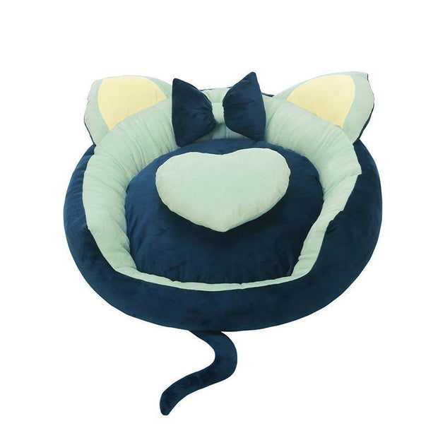 Ihrtrade Removable Plump Pad Pet Kennel (5 colors & 4 sizes)