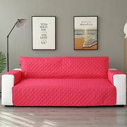 Ihrtrade Solid Color Polyester Sofa Cover (7 colors & 3 sizes)