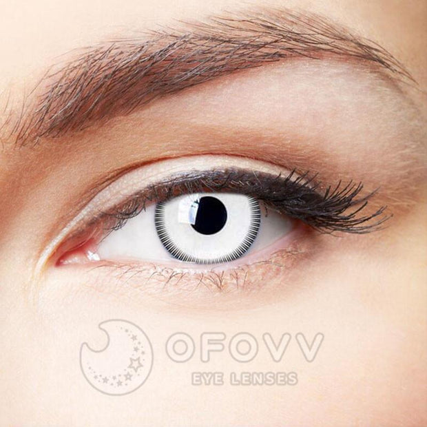Ofovv® Cheap Prescription Storm Special Effect Colored Contact Lenses Online Store(1 YEAR)