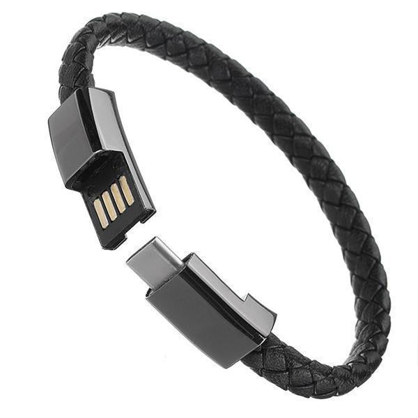 Ihrtrade Bracelet Data Charging Cable (6 colors)