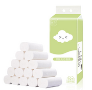 Wholesale & Retail Ihrtrade™ 10 Rolls Of Toilet Paper 4 Layers Hygienic Roll Paper