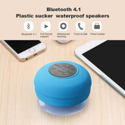 Ihrtrade Bluetooth Waterproof Shower/Soakin' Speaker (6 colors)