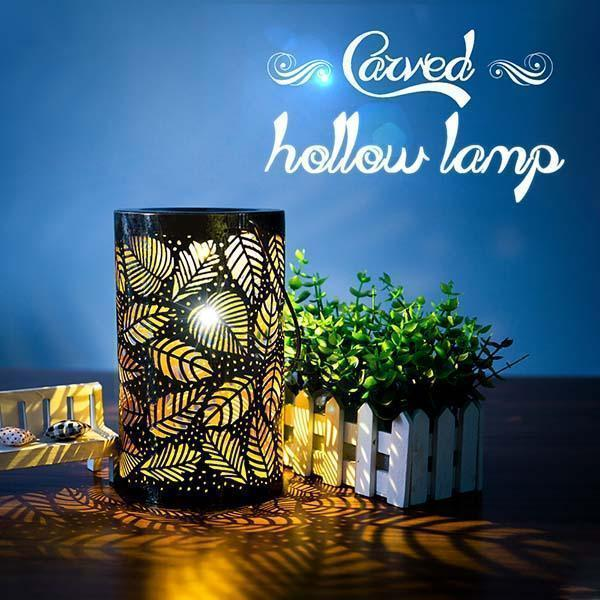 Ihrtrade Solar Hollow Light (2 types)