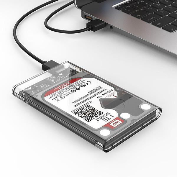 Ihrtrade Portable Hard Disk Converter Box