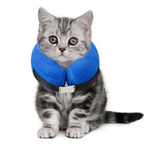 Load image into Gallery viewer, Ihrtrade Dog Pet Collar Inflatable Anti-bite Injury Recovery Neck Protective Surgery Cone