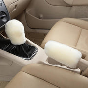 IHRtrade Classic Car Gear Shift Handle , Handbrake Cover