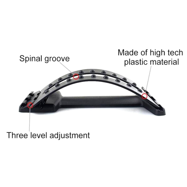 Wholesale & Retail Ihrtrade ProperBack™ Lumbar Relief Back Stretcher - Official Retailer