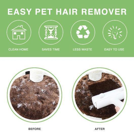 Ihrtrade Easy Pet Hair Remover Roller - Official Retailer