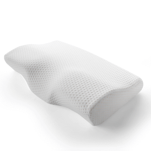 Ihrtrade Contoured Cervical Orthopedic Pillow (2 Types)