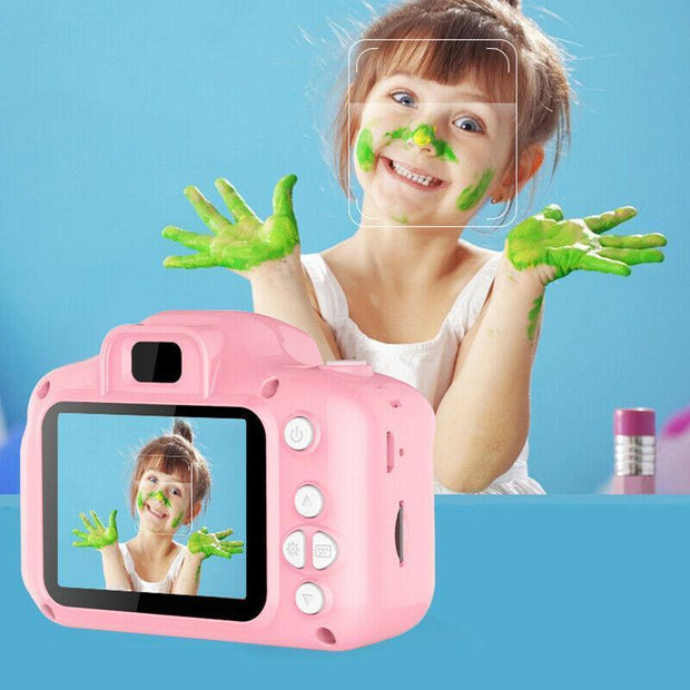 Ihrtrade Creative Toys Kid's Camera (3 colors & 3 types)