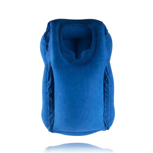 Ihrtrade Sky Pillow Inflatable Travel Pillow