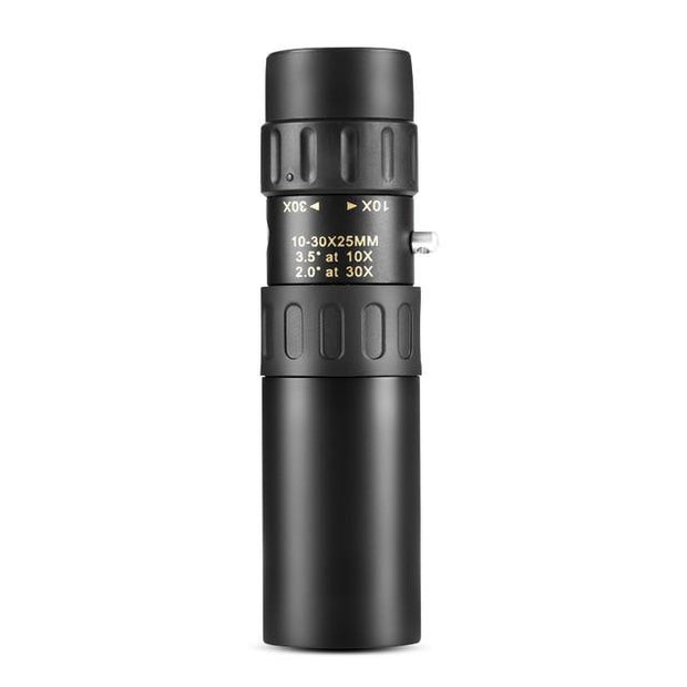 IHRtrade 4K 10-300X40mm super telephoto zoom monocular telescope