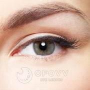 Ofovv® Cheap Prescription  Clear Colored Contact Lenses Online Store(1 YEAR)