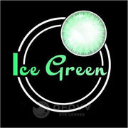 Ofovv® Cheap Prescription Ice Green Colored Contact Lenses Online Store(1 YEAR)