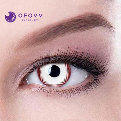 Ofovv® Cheap Non Prescription And Prescription Berzerker Special Effect Colored Contact Lenses Online Store(1 YEAR)