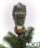 Cthulhu Glass Tree Topper
