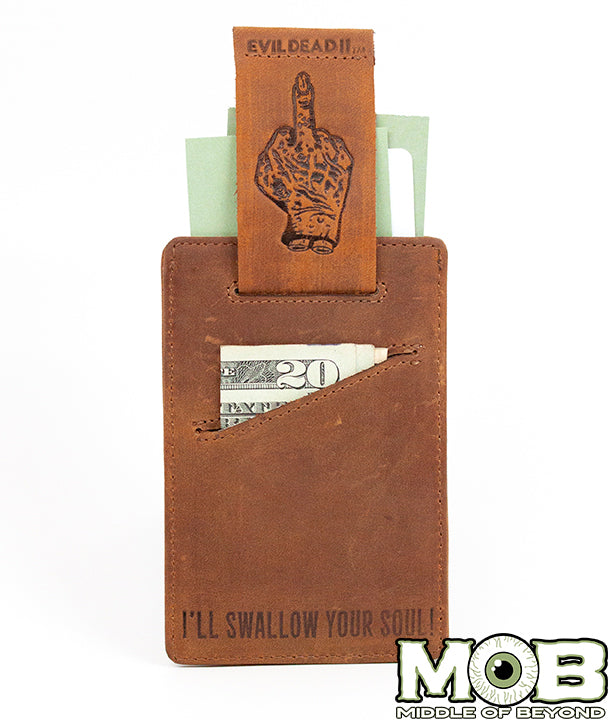 Evil Dead 2 Necronomicon Card Sleeve