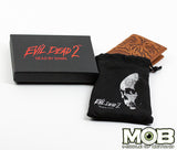 Evil Dead 2 Necronomicon Folding Card Case