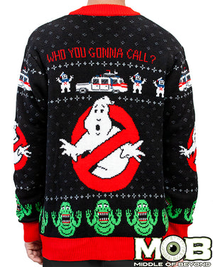 Ghostbusters Cardigan Version 1