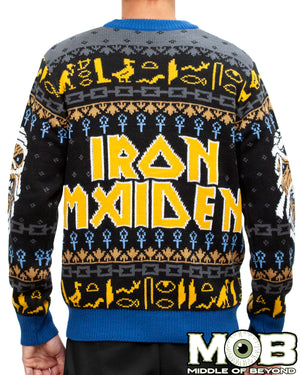 Iron Maiden Powerslave Sweater