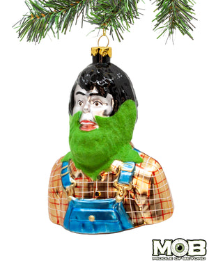 Creepshow Jordy Verrill Glass Ornament