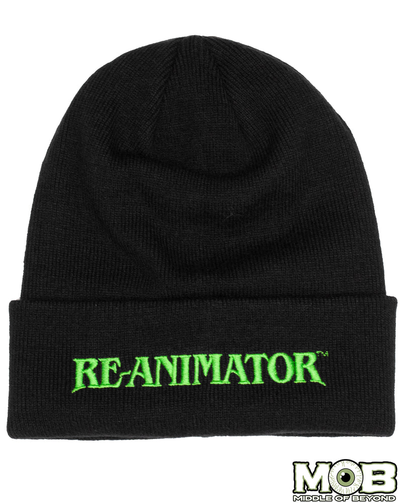 Re-Animator Logo Knit Hat