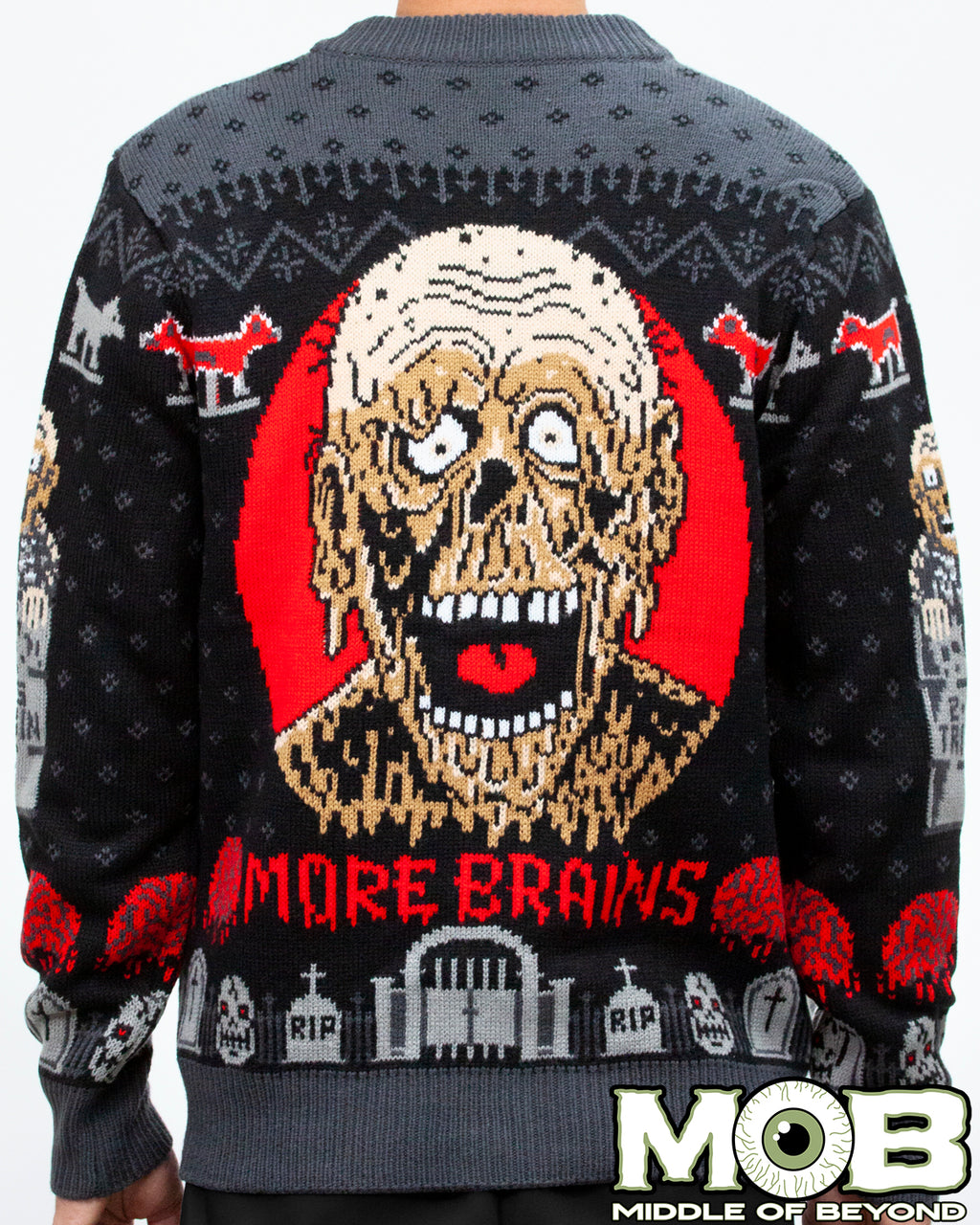 Return of the Living Dead Cardigan