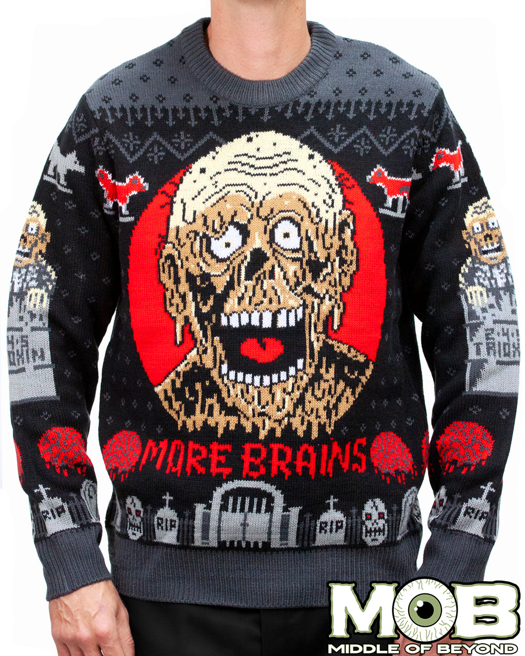 Return of the Living Dead Sweater