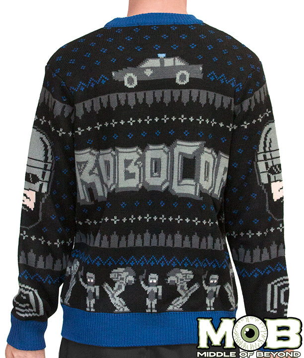 RoboCop Sweater