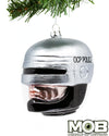 RoboCop Glass Ornament