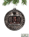 Return of the Living Dead Trioxin Barrel Glass Ornament