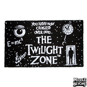 Twilight Zone Doormat