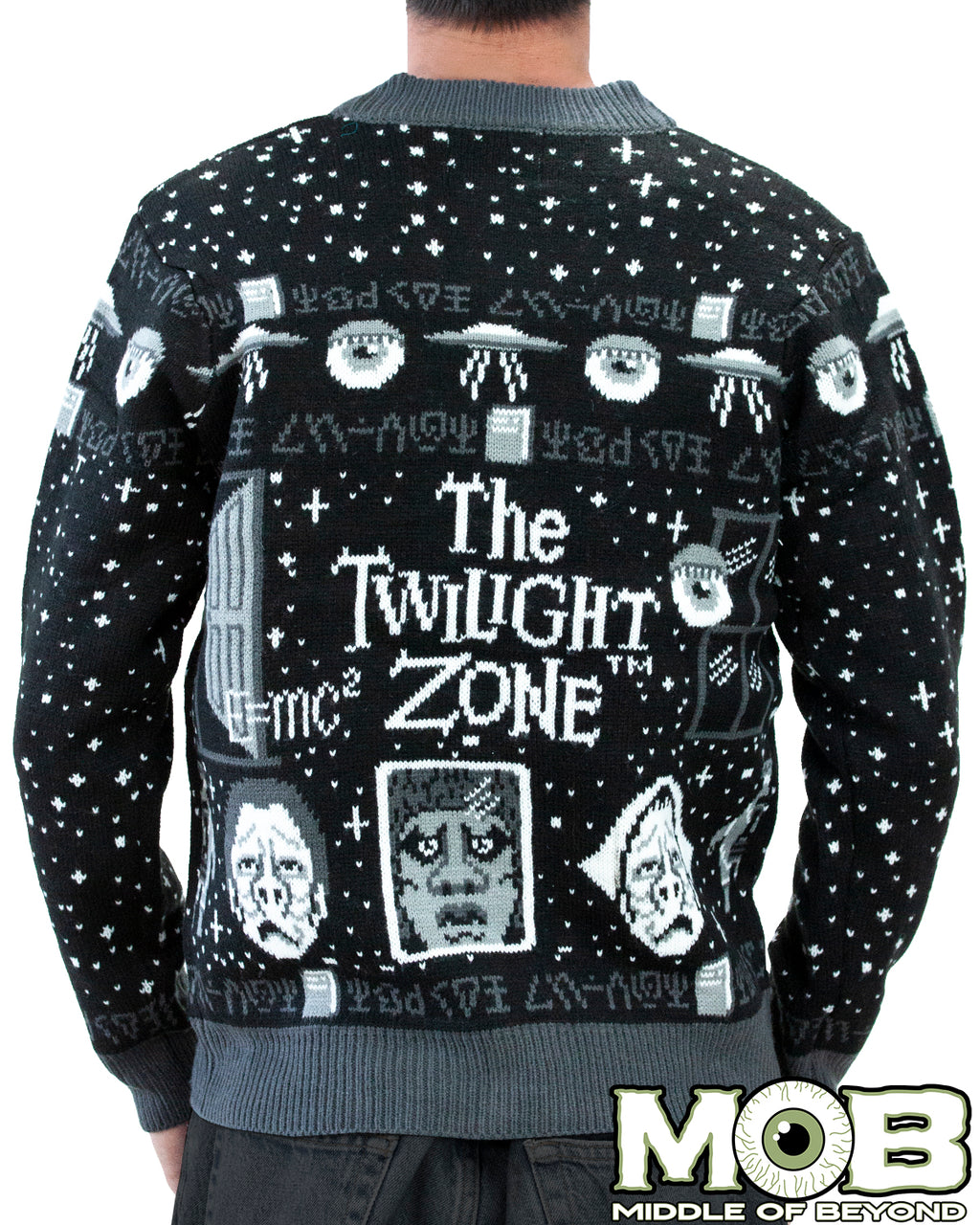 Twilight Zone Cardigan