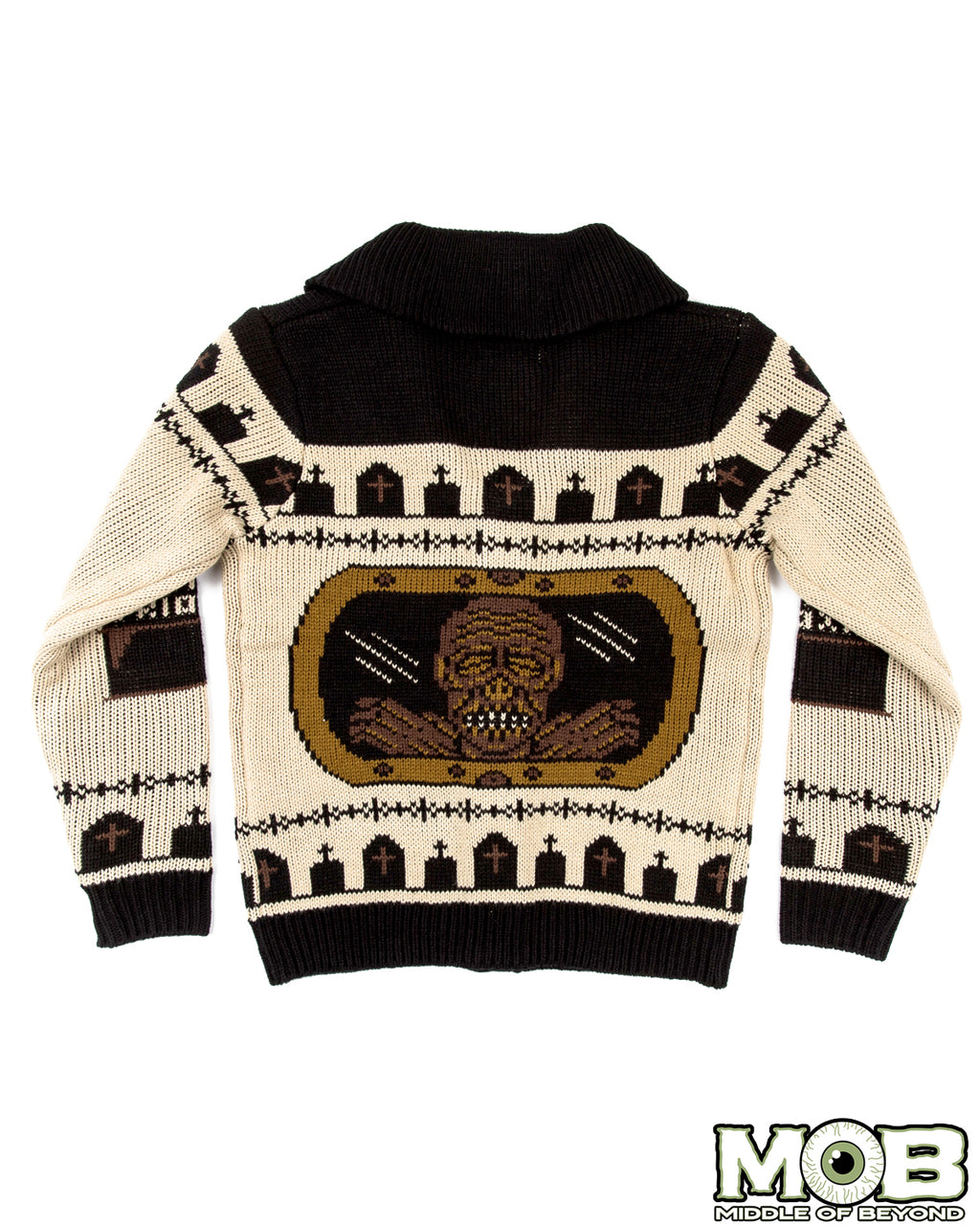 Return of the Living Dead Cardigan Version 2