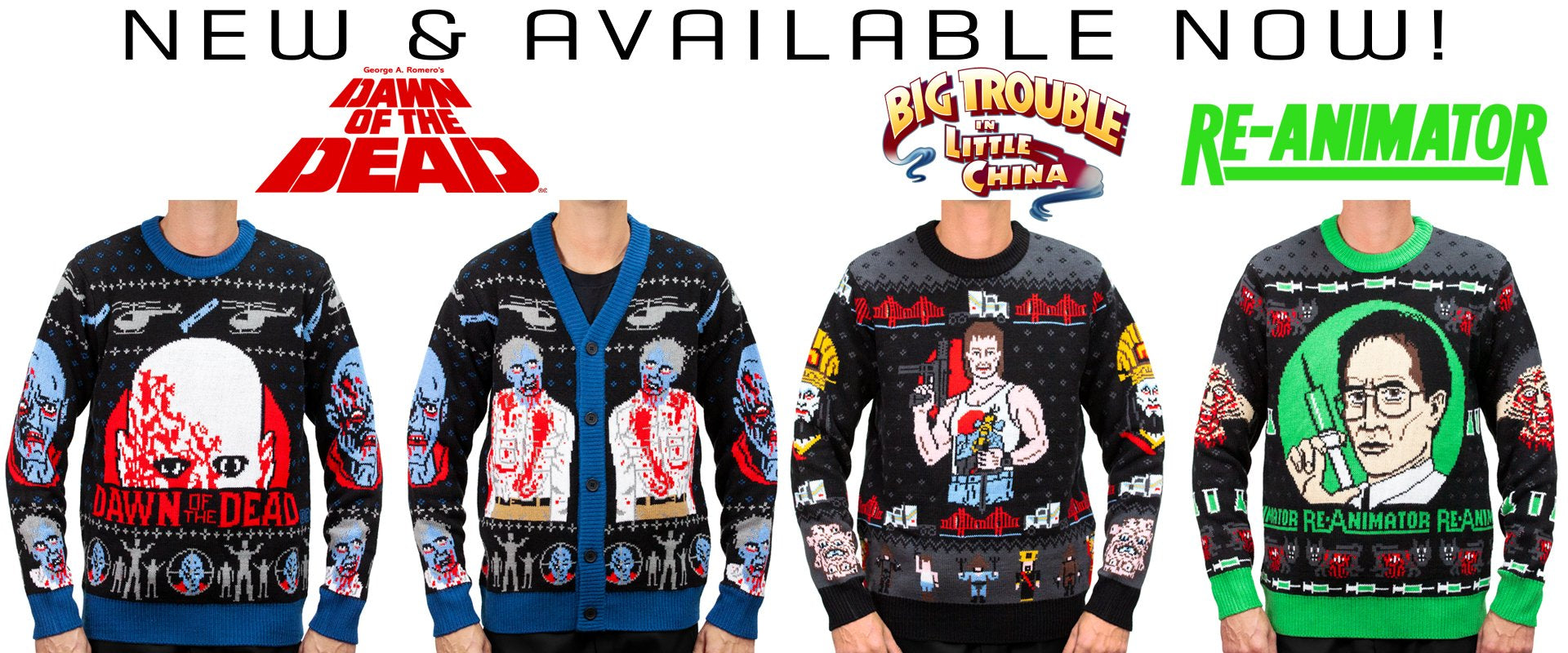 Middle Of Beyond Ugly Christmas Sweaters Cardigans Apparel