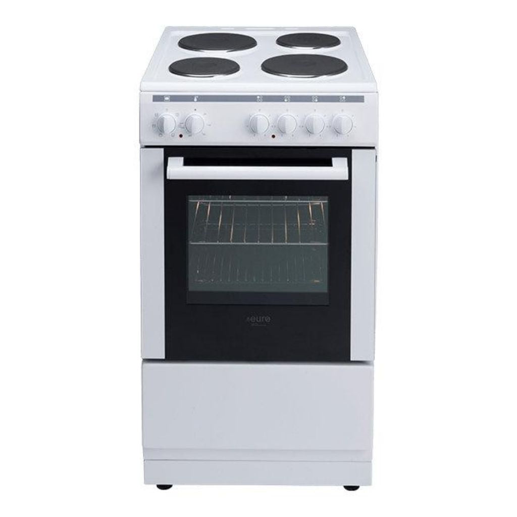 50cm Dual Fuel Upright Cookers EV500EWH