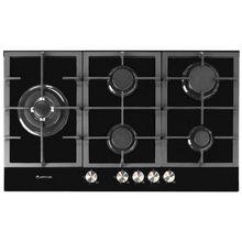 Load image into Gallery viewer, 90CM BUILT-IN GAS COOKTOP CAGH9000B